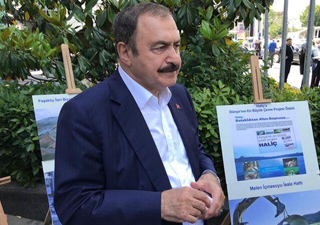Orman ve Su İşleri Eski Bakanı Prof. Dr. Veysel Eroğlu