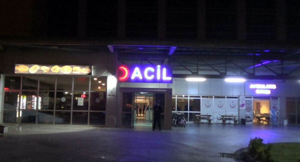 Hastane  acil