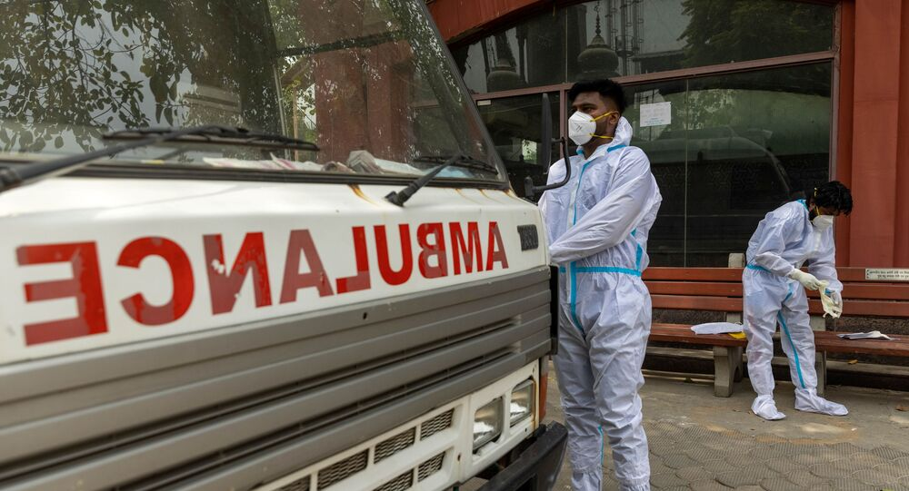 Hindistan- Koronavirüs