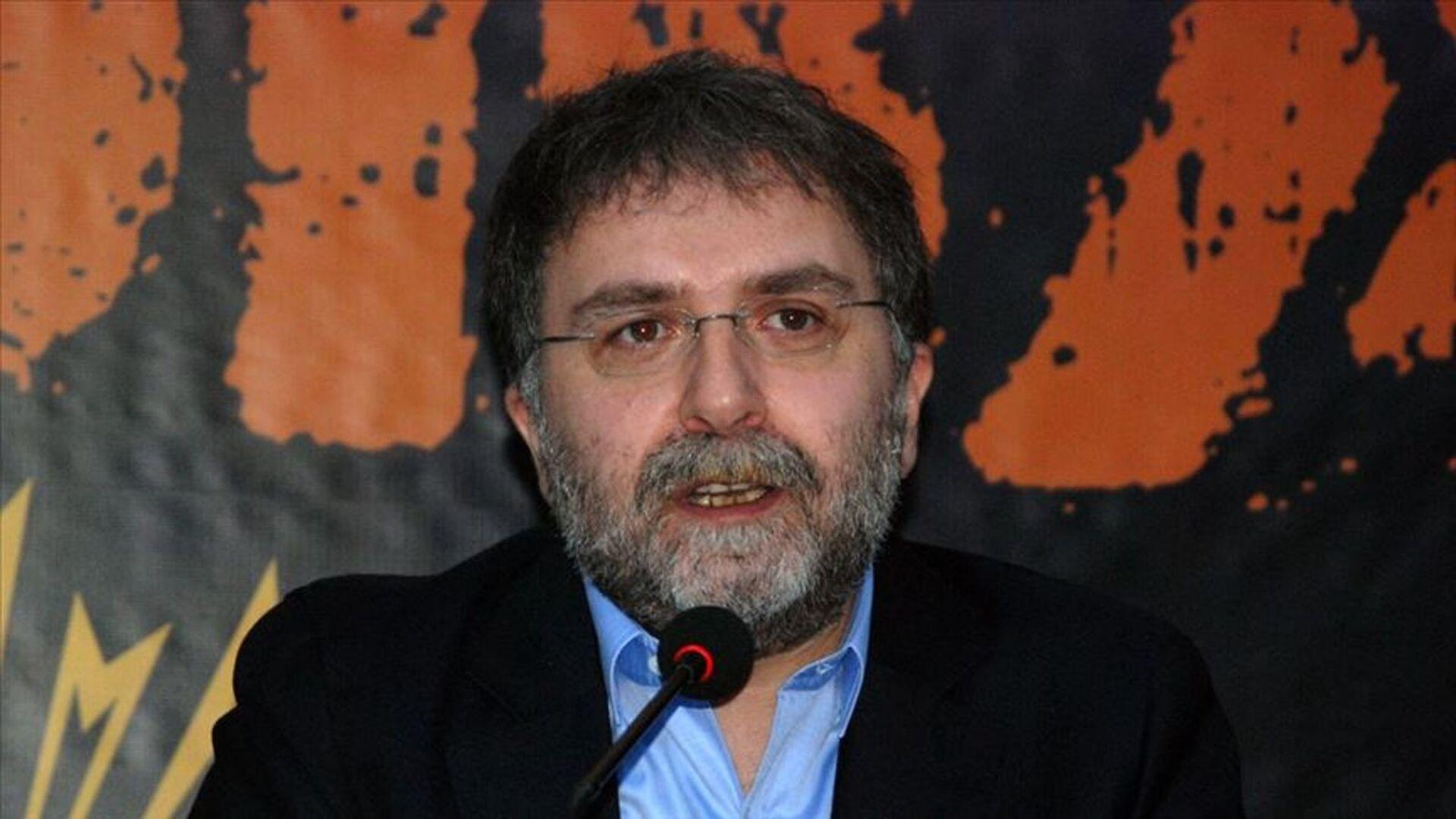 Ahmet Hakan - Sputnik Türkiye, 1920, 07.08.2021