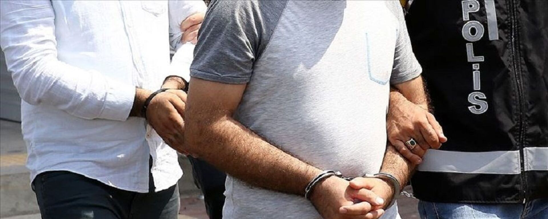 gözaltı,  tutuklama - Sputnik Türkiye, 1920, 06.08.2021
