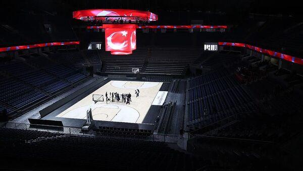Sinan Erdem Spor Salonu - Sputnik Türkiye