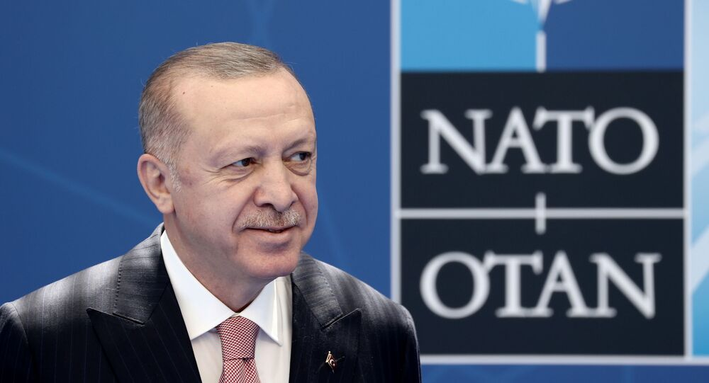 Recep Tayyip Erdoğan- NATO