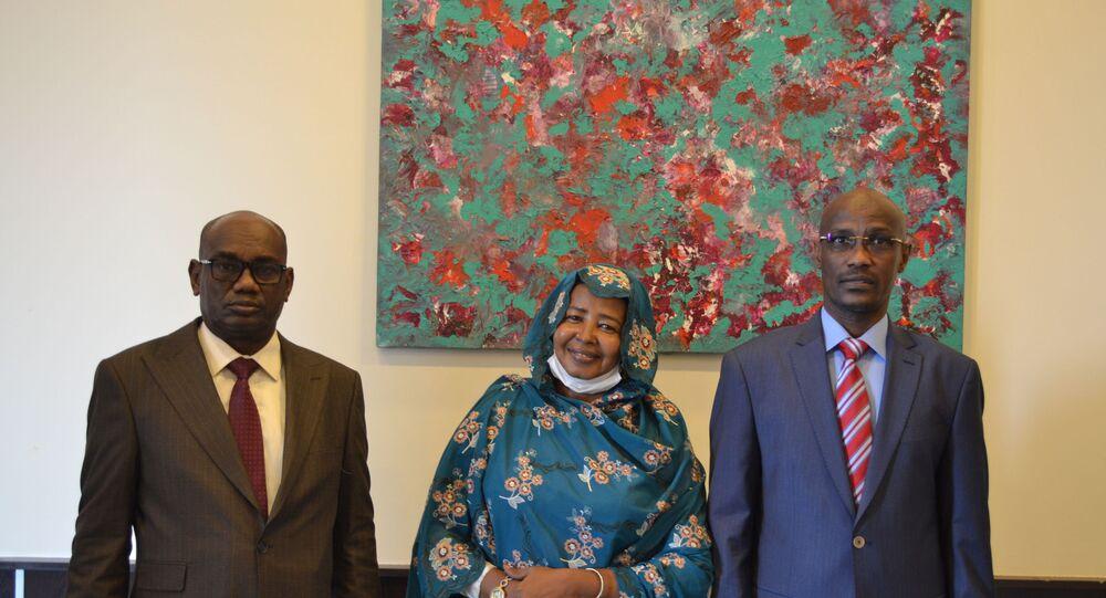Çad Turizm Bakanı Fayçal Ramat Issa