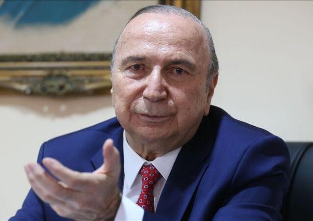 Galatasaray Başkan Adayı İbrahim Özdemir