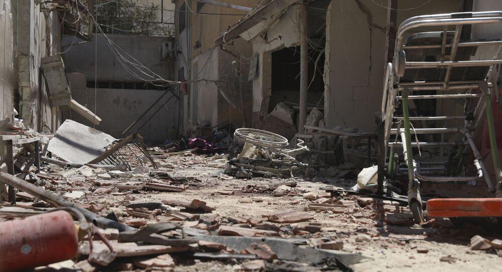 BM'den Afrin'deki hastane saldırısına kınama