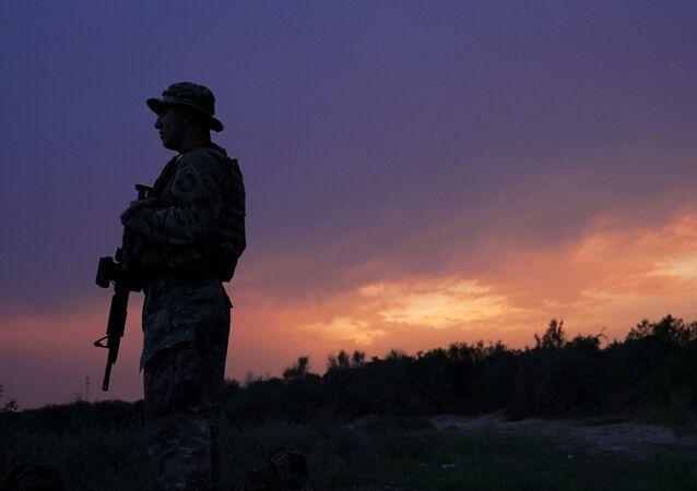 ABD Askeri / Teksas