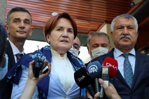 Meral Akşener - Zeydan Karalar