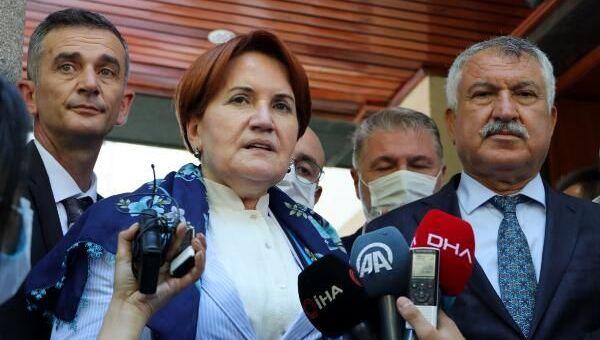 Meral Akşener - Zeydan Karalar  - Sputnik Türkiye