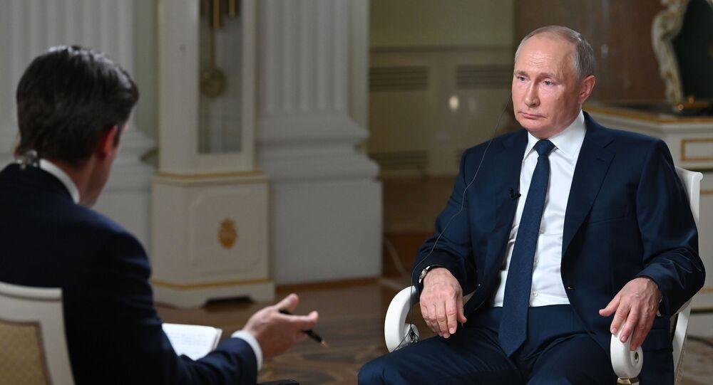 Putin NBC Röportajı