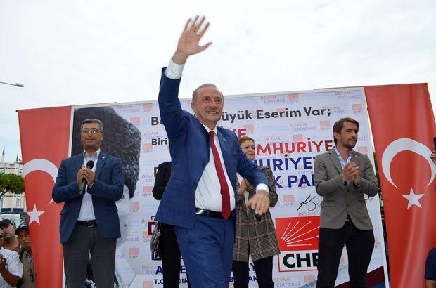 Saldırıya uğrayan Didim Belediye Başkanı  Ahmet Deniz Atabay