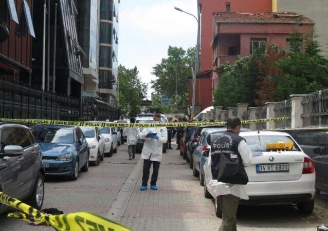Ataşehir gasp cinayet