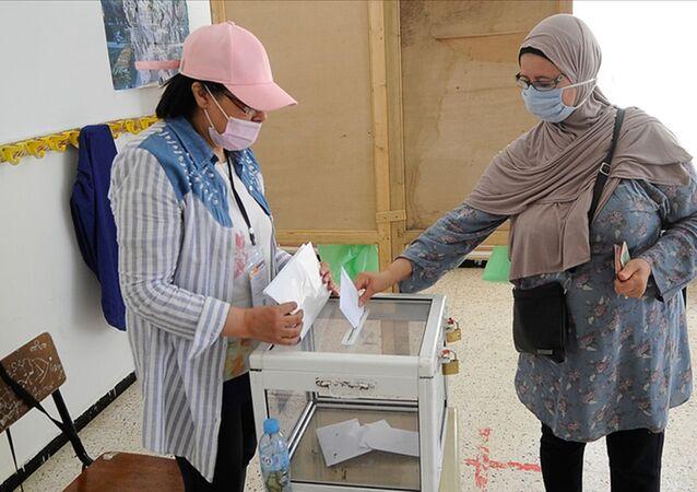 Cezayir'de 12 Haziran'da yapılan genel seçimler