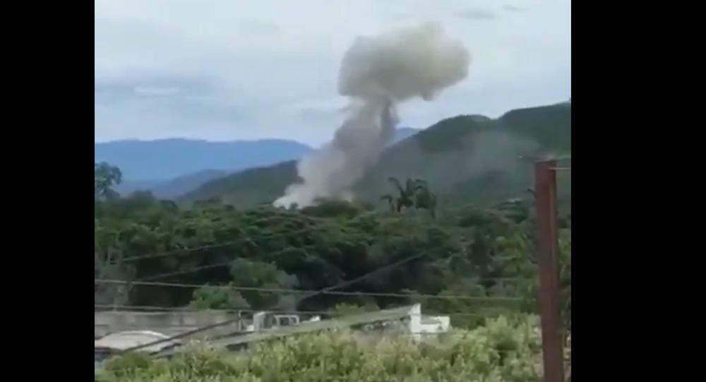 Kolombiya - Cucuta - patlama
