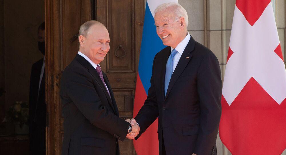 Vladimir Putin- Joe Biden