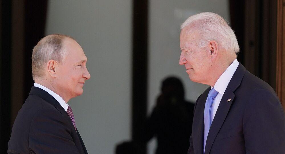 Putin - Biden / Cenevre