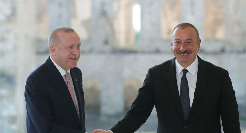 Erdoğan ve Aliyev