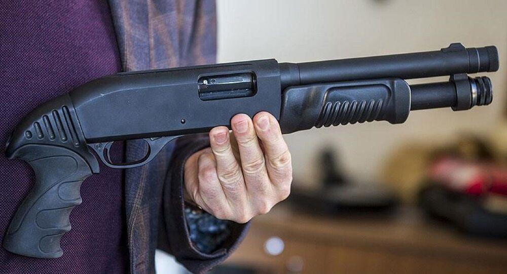 pompalı tüfek