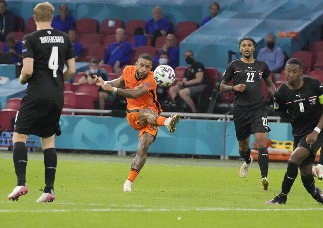 EURO 2020 C Grubu maçında Hollanda, Avusturya'yı 2 golle geçerek son 16'ya yükseldi