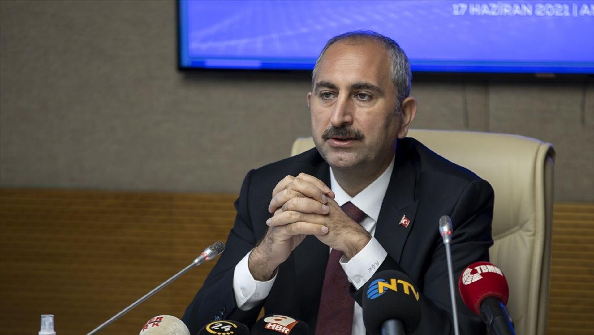 Abdulhamit Gül - Sputnik Türkiye, 1920, 18.06.2021