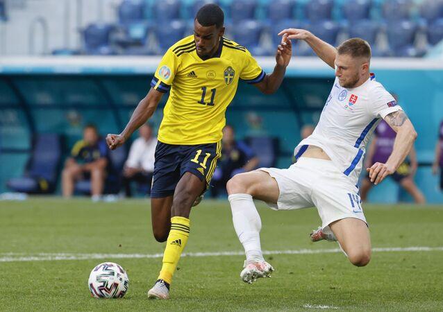 EURO 2020 E Grubu maçında İsveç, Slovakya'yı tek golle yendi
