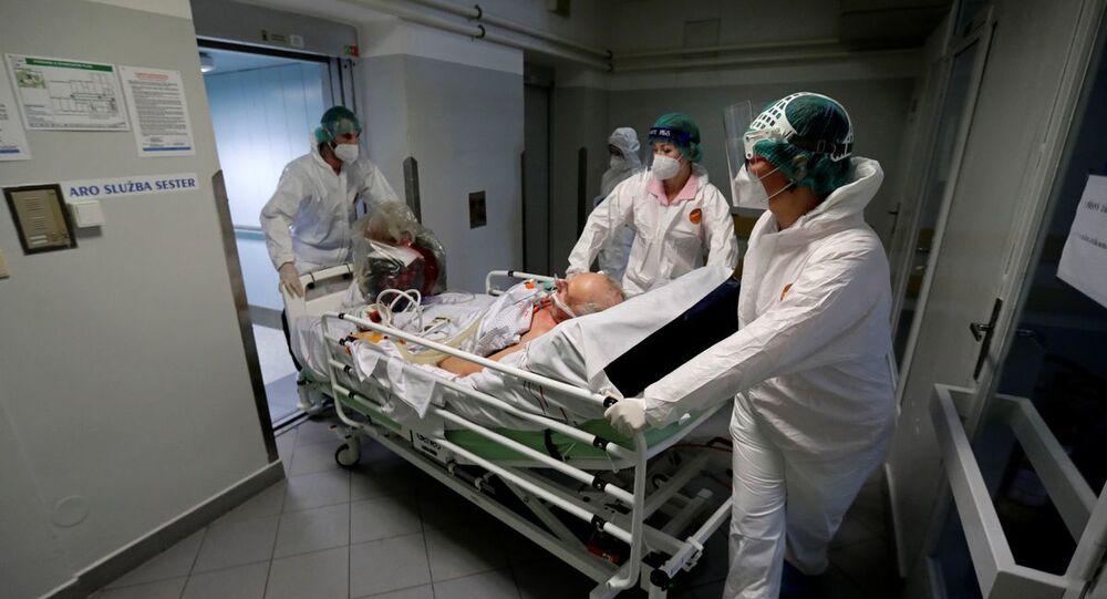 Çekya'da hastane