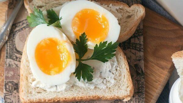 Kahvaltı - yumurta - başlık - Sputnik Türkiye