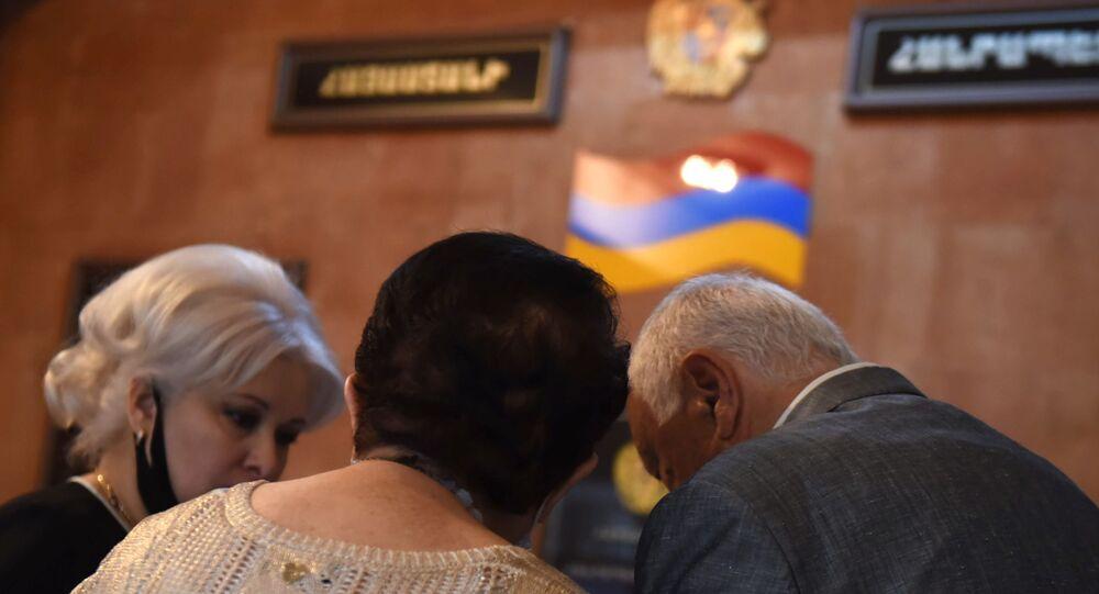 Ermenistan - Seçimler - 2021
