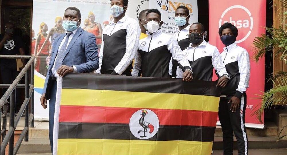 Uganda Milli Takımı / Tokyo 2021