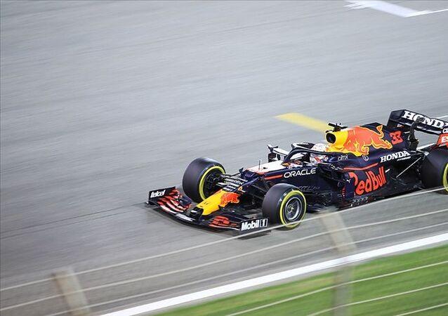 Formula 1 Fransa Grand Prix'sinde zafer Max Verstappen'in