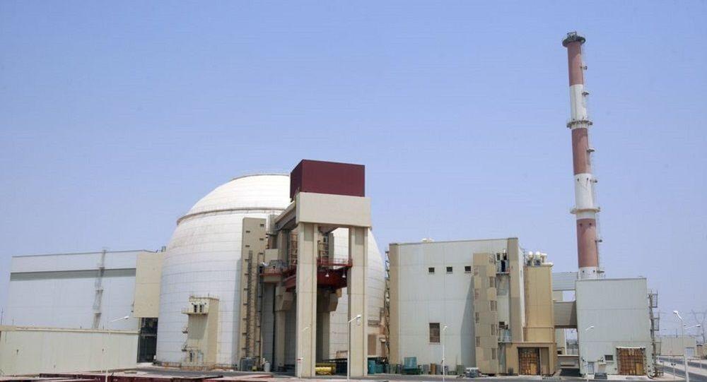 İran, Buşehr nükleer santrali