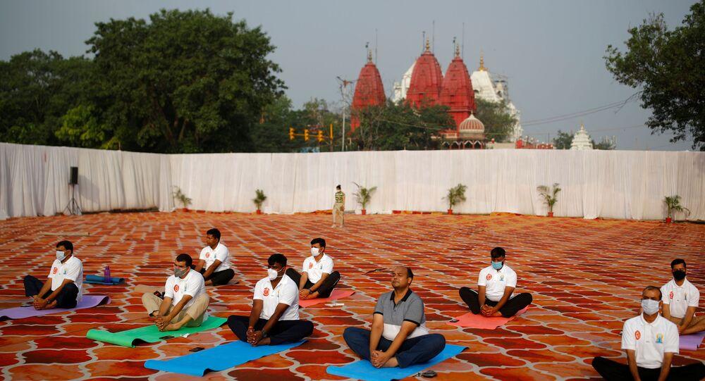 Yoga- Hindistan