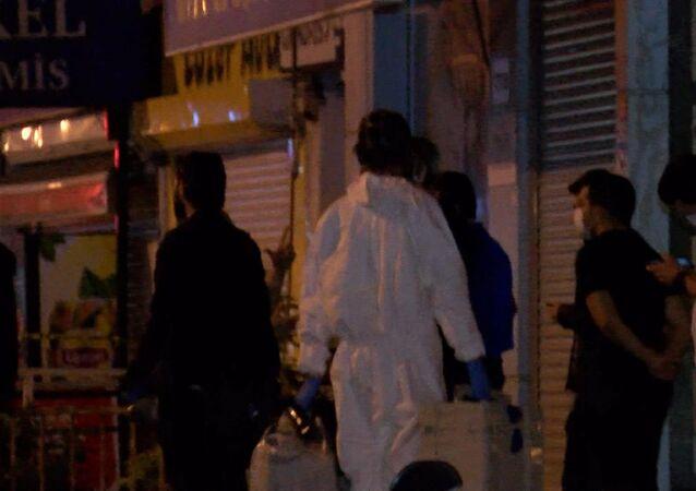 'Dikkat bomba var' notuyla cesetleri bulunan anne-oğul