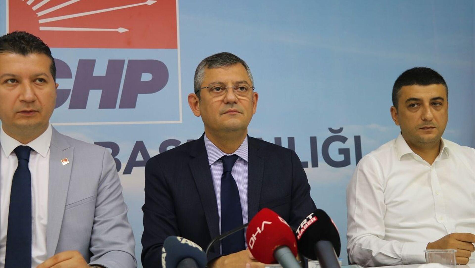 Özgür Özel - Sputnik Türkiye, 1920, 09.07.2021