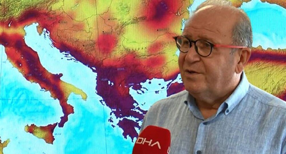 Yıldız Teknik Üniversitesi İnşaat Fakültesi Dekanı Deprem ve Tsunami Uzmanı Prof. Dr. Şükrü Ersoy
