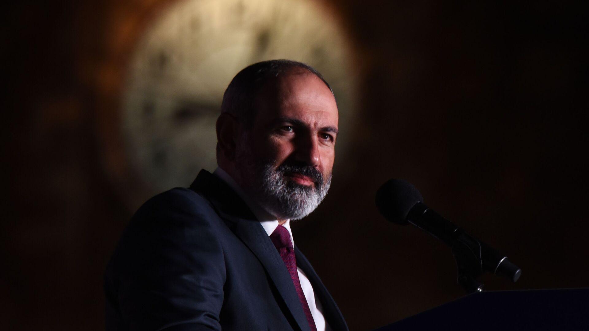Ermenistan Başbakanı Nikol Paşinyan - Sputnik Türkiye, 1920, 29.07.2021