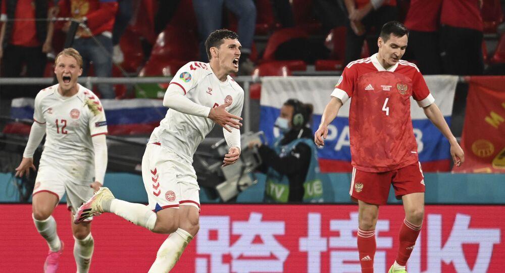 EURO 2020 B Grubu'nda Danimarka, Belçika'nın ardından son 16'ya adını yazdıran ikinci takım oldu