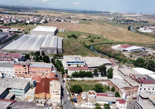 Tekirdağ'da fabrika kapatılması