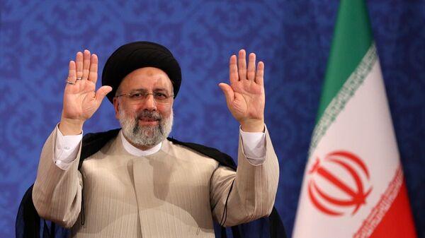 İran'ın yeni cumhurbaşkanı Reisi - Sputnik Türkiye