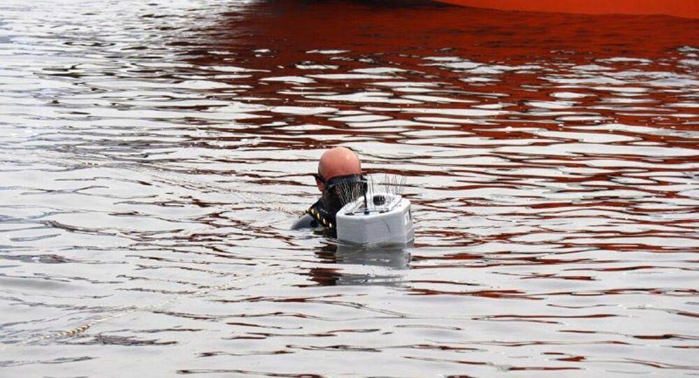 Denizdeki oksijen seviyesini artıracak cihaz