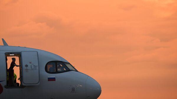 Rusya- Uçak - Sputnik Türkiye