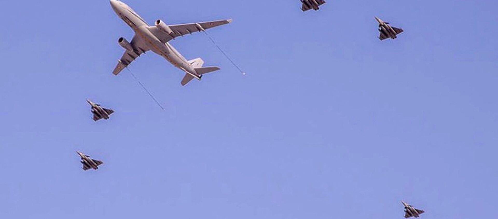 Katar ordusu / Katar savaş jetleri - Sputnik Türkiye, 1920, 22.06.2021