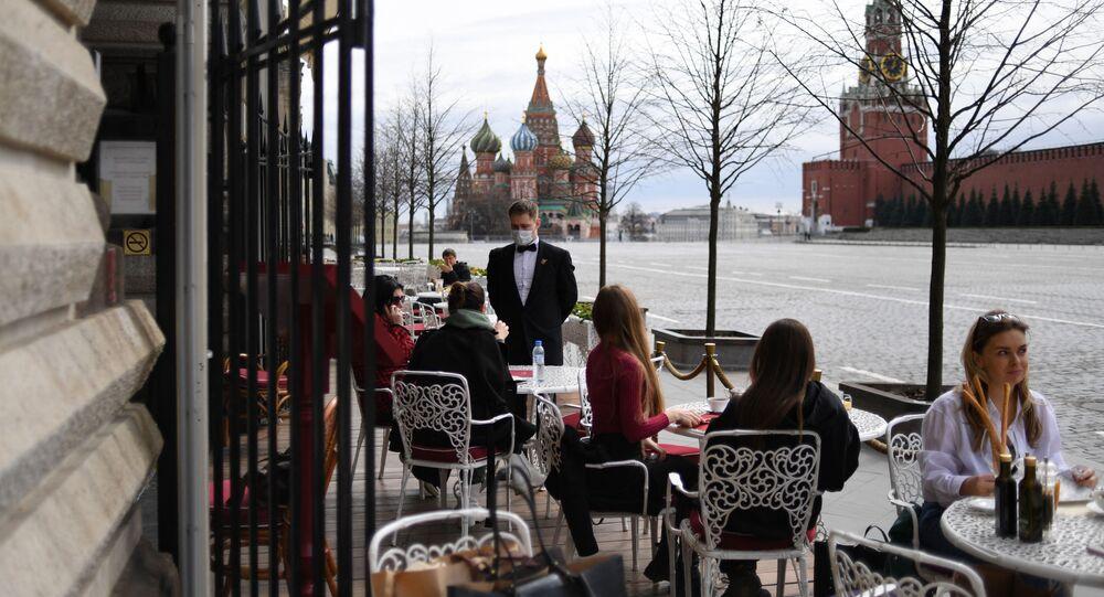 Rusya'da kafelere aşı ile girme kuralı