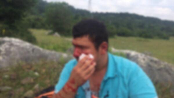 İhlas Haber Ajansı (İHA) Muhabiri Mustafa Uslu - Sputnik Türkiye
