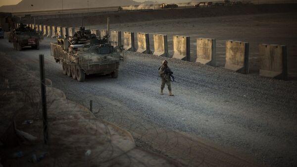 ABD askerleri - Afganistan - Sputnik Türkiye