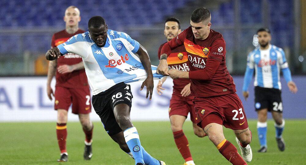 Senegalli futbolcu Kalidou Koulibaly'den ülkesine Kovid-19 yardımı