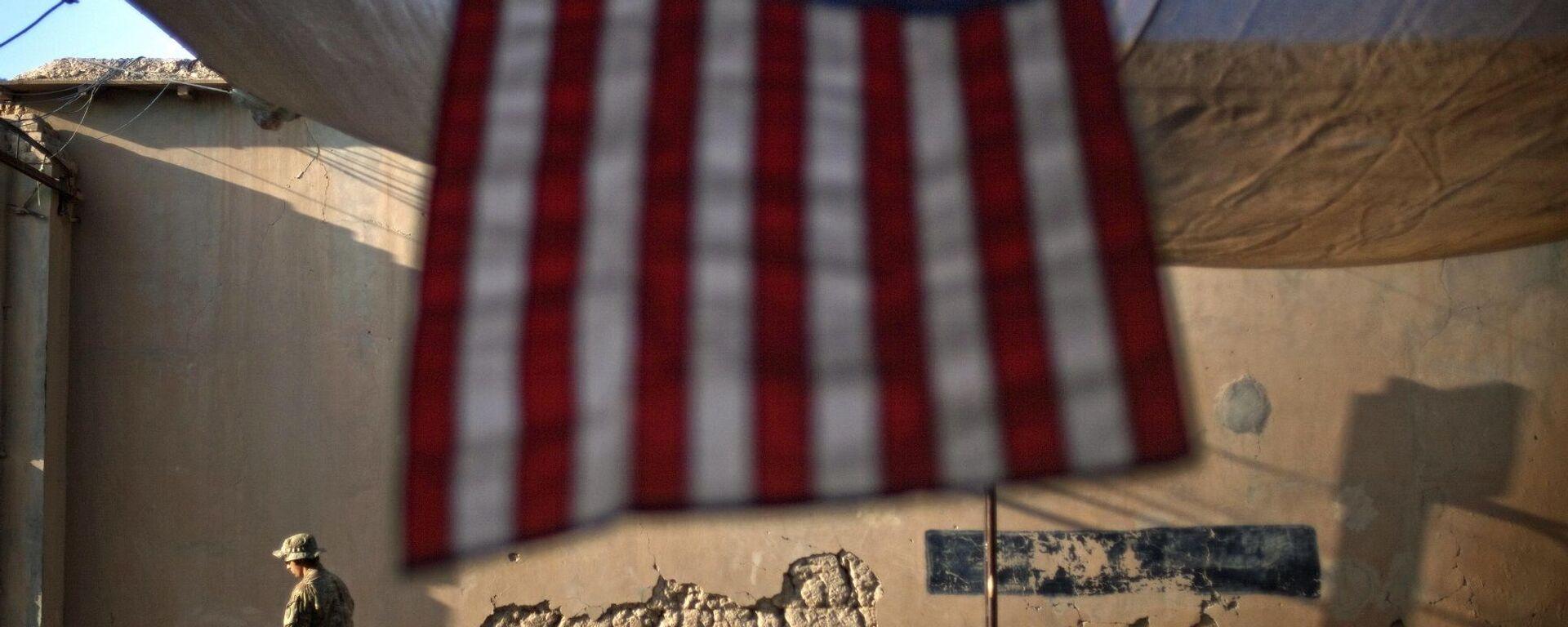 ABD askerleri - Afganistan - Sputnik Türkiye, 1920, 28.08.2021