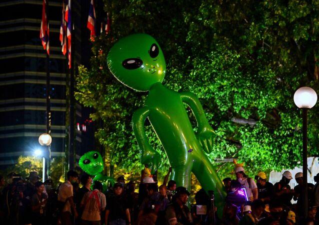 Uzaylı- UFO