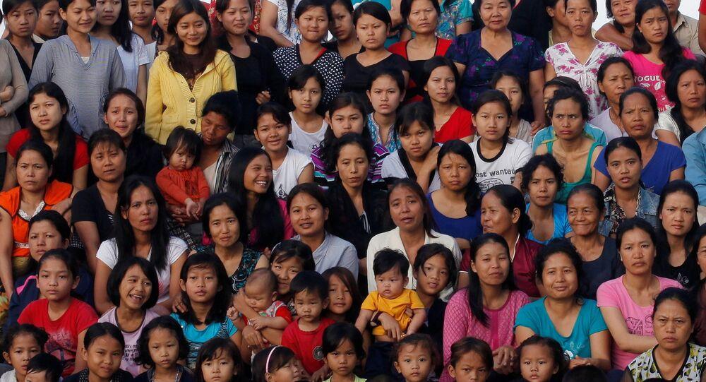 Hindistan- Çocuk- Nüfus