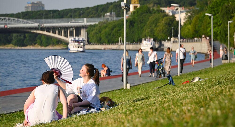 Rusya'da aşırı sıcaklar